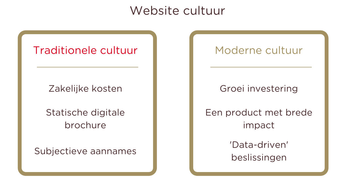 Website cultuur
