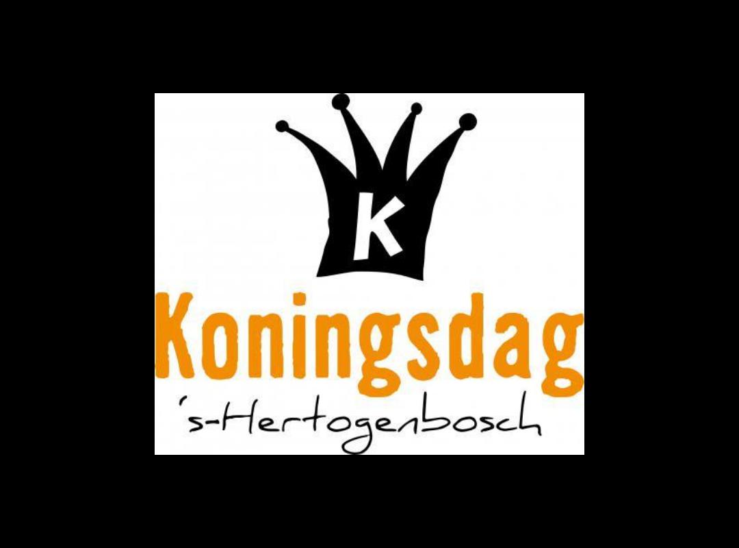 Koningsdag s-Hertogenbosch